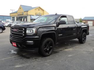 Used 2019 GMC Sierra 1500 Limited ELEVATION DoubleCab 4x4 5.3L 6.5ft Box for sale in Brantford, ON