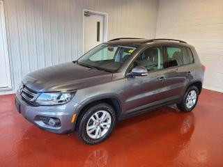 Used 2014 Volkswagen Tiguan Trendline for sale in Pembroke, ON