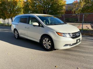 Used 2014 Honda Odyssey EX for sale in North York, ON