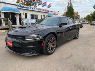Used 2016 Dodge Charger SRT 392 for sale in Stoney Creek, ON