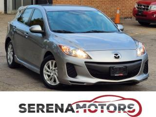 Used 2012 Mazda MAZDA3 GS-SKY | HATCH | 6 SPEED MANUAL | BLUEOOTH | LOW K for sale in Mississauga, ON