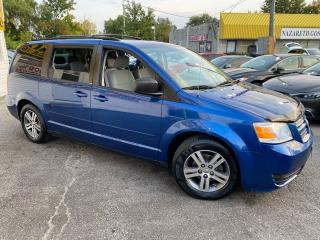 Used 2010 Dodge Grand Caravan SE/ FULL STOW & GO/ PWR WINDOWS/ ALLOYS/ TINTED ++ for sale in Scarborough, ON