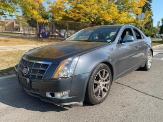 Used 2008 Cadillac CTS w/1SB for sale in Scarborough, ON