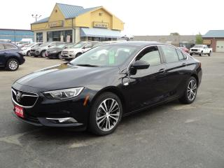 Used 2019 Buick Regal Preferred II 2.0L RemoteStart BackUpCam for sale in Brantford, ON