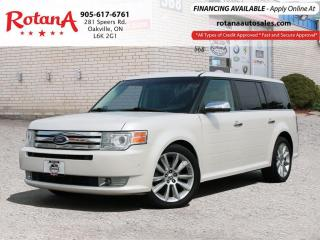 Used 2010 Ford Flex Limited w/ Navi_Rear Camera_6 Passengers for sale in Oakville, ON