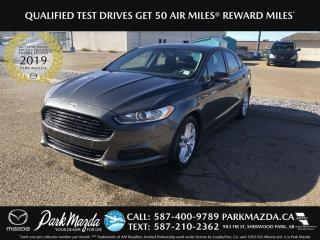 Used 2016 Ford Fusion for sale in Sherwood Park, AB