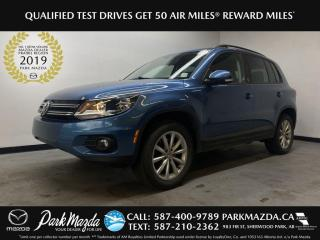 Used 2017 Volkswagen Tiguan Wolfsburg Edition for sale in Sherwood Park, AB