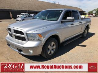 Used 2014 RAM 1500 Outdoorsman Crew CAB LWB 4WD 5.7L for sale in Calgary, AB