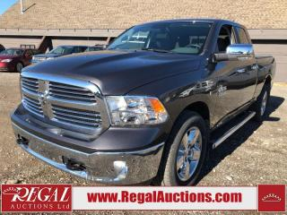 Used 2018 RAM 1500 BIG Horn Quad CAB SWB 4WD 3.0L for sale in Calgary, AB