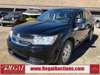 Used 2015 Dodge Journey CVP 4D Utility 2WD 2.4L for sale in Calgary, AB