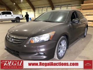 Used 2011 Honda Accord EX-L 4D Sedan FWD for sale in Calgary, AB