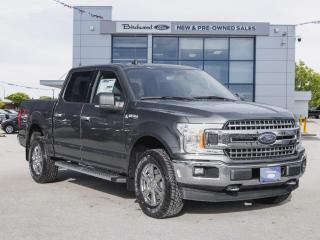 New 2020 Ford F-150 XLT 302A FX4 XTR | RMTE STRT | NAV for sale in Winnipeg, MB