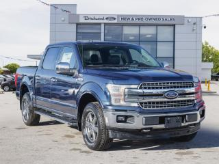 New 2020 Ford F-150 LARIAT 502A FX4 CHROME PKG | MOONROOF for sale in Winnipeg, MB