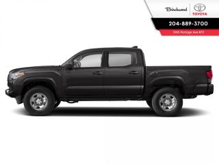 New 2020 Toyota Tacoma 4x4 Double Cab Auto SR5 for sale in Winnipeg, MB