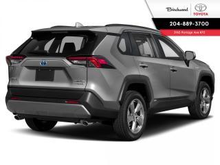 New 2020 Toyota RAV4 Hybrid Limited STANDARD PKG for sale in Winnipeg, MB