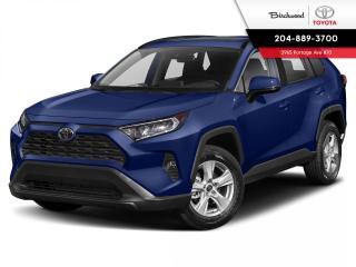 New 2020 Toyota RAV4 XLE STANDARD PKG for sale in Winnipeg, MB