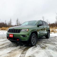 New 2021 Jeep Grand Cherokee Trailhawk for sale in Kapuskasing, ON