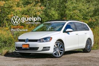 Used 2017 Volkswagen Golf Sportwagen Comfortline | Heated Seats, Bluetooth, SXM for sale in Guelph, ON