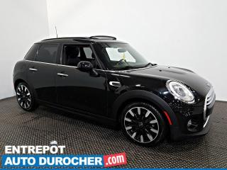 Used 2017 MINI Cooper Hardtop 5 Door TOIT OUVRANT - A/C - Sièges Chauffants - Cuir for sale in Laval, QC