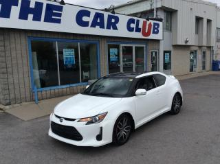 Used 2014 Scion tC COUPE - 6 SPEED MANUAL - A/C - SUNROOF! for sale in Ottawa, ON