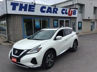 Used 2020 Nissan Murano SV AWD - MOONROOF - NAVIGATION! for sale in Ottawa, ON