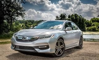 Used 2017 Honda Accord Sport|Certified|Warranty-Just Arived for sale in Brandon, MB