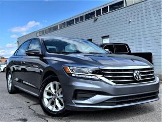 Used 2020 Volkswagen Passat COMFORTLINE AUTO| APPLE CARPLAY|HEATED SEATS|ALLOYS ! for sale in Brampton, ON