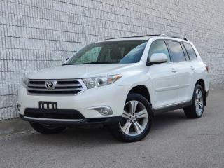 Used 2012 Toyota Highlander 4WD|Leather| 1 Owner| WE FINANCE for sale in Mississauga, ON