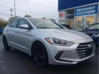 Used 2018 Hyundai Elantra GL Auto - Local Trade - Apple CarPlay for sale in Cornwall, ON