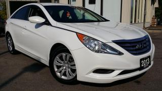 Used 2013 Hyundai Sonata GL - HEATED SEATS! BLUETOOTH! for sale in Kitchener, ON
