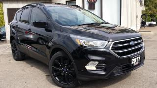 Used 2017 Ford Escape SE 4WD - APPEARANCE PKG! NAV! BACK-UP CAM! CAR PLAY! for sale in Kitchener, ON