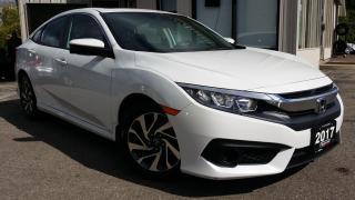 Used 2017 Honda Civic EX Honda Sensing Sedan CVT - BACK-UP/BLIND-SPOT CAM! SUNROOF! CAR PLAY! for sale in Kitchener, ON