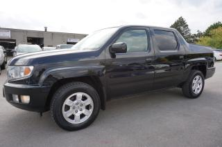 Used 2013 Honda Ridgeline RTS-VP 4WD CAMERA CERTIFIED 2YR WARRANTY CRUISE ALLOYS AUX TOW HITCH for sale in Milton, ON