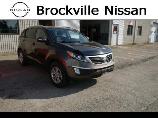 Used 2013 Kia Sportage LX for sale in Brockville, ON
