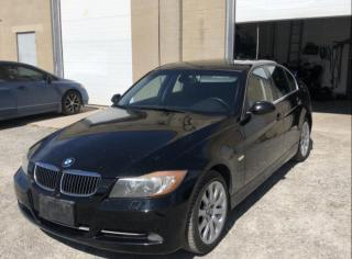 Used 2007 BMW 3 Series 335xi AWD, AS-IS for sale in St. Catharines, ON