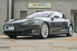 Used 2016 Tesla Model S 75D AUTOPILOT, HIFI, SUB ZERO, CARFAX CLEAN for sale in Burlington, ON