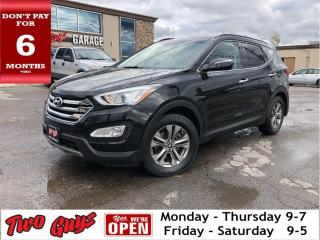 Used 2015 Hyundai Santa Fe Sport 2.4 Luxury | Leather | Panoroof | AWD | Pwr Hatch for sale in St Catharines, ON