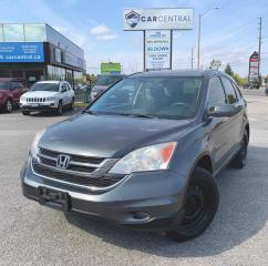 Used 2011 Honda CR-V EX 4WD for sale in Barrie, ON