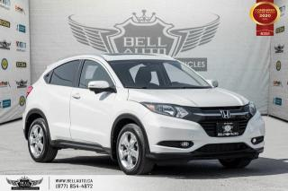 Used 2016 Honda HR-V EX-L, AWD, NAVI, REAR CAM, SENSORS, LEATHER, SUNROOF for sale in Toronto, ON