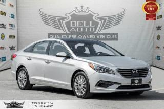 Used 2015 Hyundai Sonata 2.4L Limited, NO ACCIDENT, NAVI, REAR CAM, B.SPOT for sale in Toronto, ON