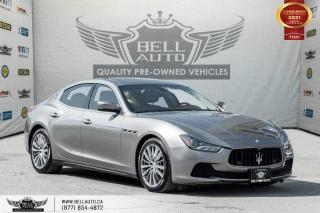 Used 2015 Maserati Ghibli S Q4, SPORT PKG, NO ACCIDENTS, AWD, NAVI, REAR CAM for sale in Toronto, ON