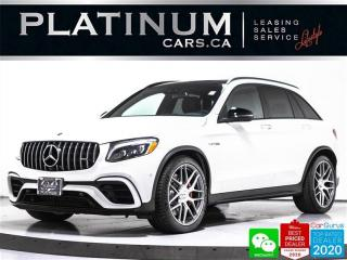 Used 2019 Mercedes-Benz GL-Class AMG GLC63 S, 503HP, PREMIUM, AMG NIGHT/DRIVERS PKG for sale in Toronto, ON