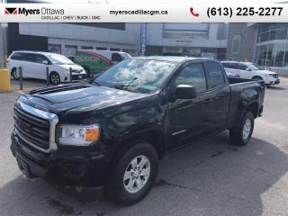 Used 2018 GMC Canyon 4WD Base  EXT CAB, 4X4, V6, REAR CAMERA, ALLOY WHEELS, TRAILER PACK for sale in Ottawa, ON