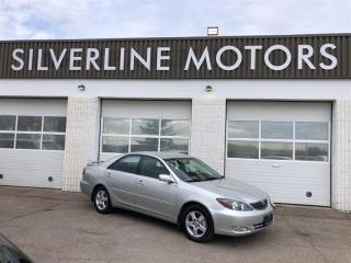Used 2004 Toyota Camry LE for sale in Winnipeg, MB