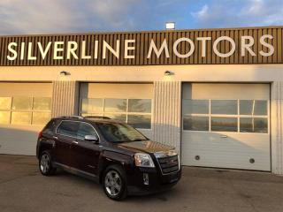 Used 2011 GMC Terrain SLT-2 for sale in Winnipeg, MB