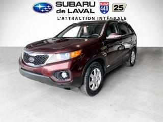 Used 2013 Kia Sorento LX 4WD for sale in Laval, QC