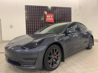 Used 2019 Tesla Model 3 Long Range Auto Pilot for sale in Terrebonne, QC