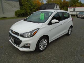 Used 2019 Chevrolet Spark LT for sale in Beaverton, ON