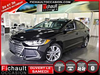Used 2018 Hyundai Elantra GLS for sale in Châteauguay, QC