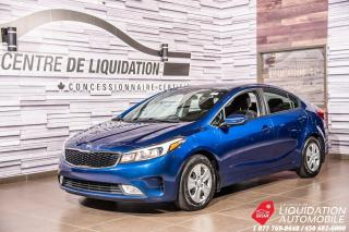 Used 2017 Kia Forte AIR+GR ELELC+ SIEGE/CHAUFF+APPLE CARPLAY+CAM+BLUET for sale in Laval, QC